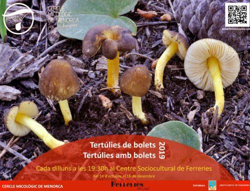 TERTÚLIES DE BOLETS